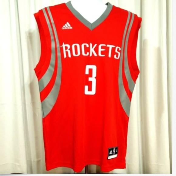 separation shoes 60157 e3e1a NBA Adidas Houston Rockets Home Anderson Jersey NWT